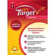 Let's Target Grammar ©2015 (Grade 1) by Sadlier, 9781421747019