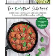 The Ketodiet Cookbook by Slajerova, Martina, 9781592337019