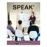 SPEAK (with SPEAK Online, 1 term (6 months) Printed Access Card) by Verderber, Kathleen S.; Sellnow, Deanna D.; Verderber, Rudolph F., 9781337407021