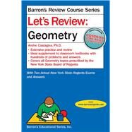 Let's Review Geometry by Castagna, Andre, Ph.D., 9781438007021