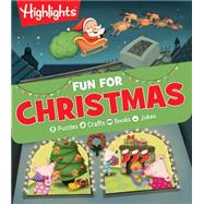 Fun for Christmas by Highlights, 9781629797021