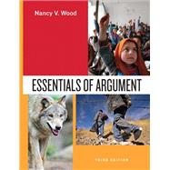 Essentials of Argument by Wood, Nancy V., 9780205827022