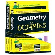 Geometry For Dummies Education Bundle by Ryan, Mark, 9780470537022