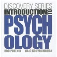 Discovery Series: Introduction to Psychology (with Psychology CourseMate with eBook Printed Access Card) by Plotnik, Rod; Kouyoumdjian, Haig, 9781111347024