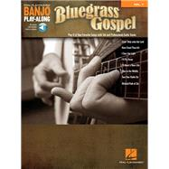 Bluegrass Gospel by Hal Leonard Corp., 9781495027024