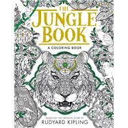 The Jungle Book: A Coloring Book by Kipling, Rudyard, 9781626867024