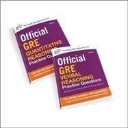 Official GRE Value Combo by Educational Testing Service, 9780071847025