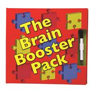 The Brain Booster Pack by Sacks, Janet, 9780764167027