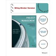 Project Management by Meredith, Jack R.; Mantel, Samuel J., Jr.; Shafer, Scott M., 9781118947029