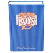 God's Word for Boys Blue by Green Key Books, 9781932587029