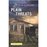 Plain Threats by Stone, Alison, 9780373677030
