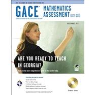 Georgia Gace Math Assessment (022, 023) W/ Testware (Rea) by Chamblee, Greg, 9780738607030