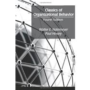 Classics of Organizational Behavior by Natemeyer, Hersey, 9781577667032