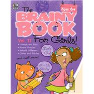 The Brainy Book for Girls! by Thinking Kids, 9781483807034