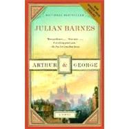 Arthur & George by BARNES, JULIAN, 9781400097036