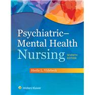 Psychiatric Mental Health Nursing by Videbeck, Sheila L., 9781496357038