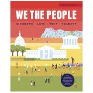 We the People: An Introduction to American Politics by Ginsberg, Benjamin; Lowi, Theodore J.; Weir, Margaret; Tolbert, Caroline J., 9780393937039