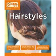 Idiot's Guides Hairstyles by , 9781615647040