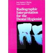 Radiographic Interpretation for the Dental Hygienist by Haring & Lind, 9780721637044