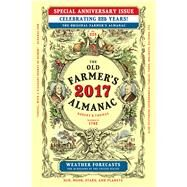The Old Farmer's Almanac 2017 by Old Farmer's Almanac, 9781571987044