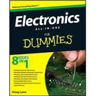 Electronics All-in-One For Dummies by Lowe, Doug, 9780470147047