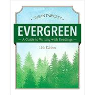 Evergreen A Guide to Writing with Readings by Fawcett, Susan, 9781337097048