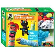 Super Simple Crafts: Socksations!: Do It Myself by Pbs Kids, 9781941367049