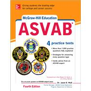 McGraw-Hill Education ASVAB, Fourth Edition by Wall, Janet E., 9781259837050