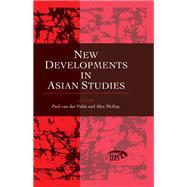 New Developments in Asian Studies by Van, 9781138977051