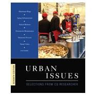 Urban Issues by Cq Researcher, 9781483317052