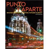 Punto y aparte by Foerster, Sharon; Lambright, Anne, 9780078037054