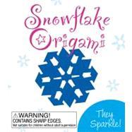 Snowflake Origami by Tusman, Jordana, 9780762437054