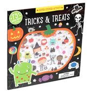 Super Sticker Activity: Tricks and Treats by Machell, Dawn, 9781626867055