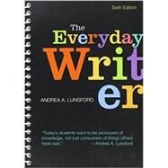 The Everyday Writer by Lunsford, Andrea A., 9781319027056