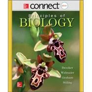 Connect Access Card for Principles of Biology by Brooker, Robert; Stiling, Peter; Graham, Linda; Widmaier, Eric, 9780077497057