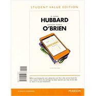 Microeconomics, Student Value Edition Plus NEW MyEconLab with Pearson eText (1-semester access) -- Access Card Package by Hubbard, R. Glenn; O'Brien, Anthony P., 9780133827057