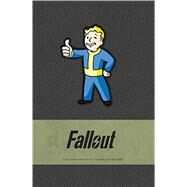 Fallout Hardcover Ruled Journal by Softworks, Bethesda, 9781608877058