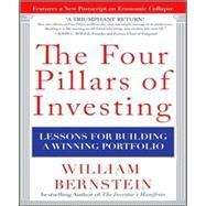 The Four Pillars of Investing: Lessons for Building a Winning Portfolio by Bernstein, William J., 9780071747059