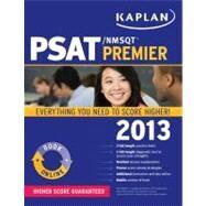 Kaplan PSAT/NMSQT Premier 2013 by Kaplan, 9781609787059