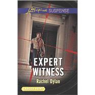 Expert Witness by Dylan, Rachel, 9780373677061
