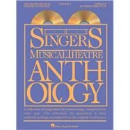 The Singer's Musical Theatre Anthology by Hal Leonard Publishing Corporation, 9781423447061