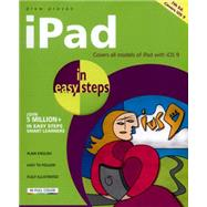 iPad in Easy Steps Covers iOS 9 by Provan, Drew, 9781840787061