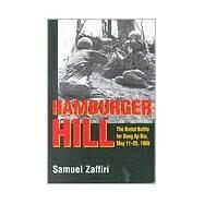 Hamburger Hill 9780891417064U