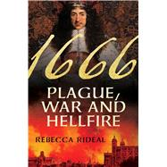 1666 by Rideal, Rebecca, 9781250097064
