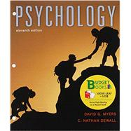 Loose-leaf Version for Psychology 11e & LaunchPad for Myers' Psychology 11e (Six Month Access) by Myers, David G.; DeWall, C. Nathan, 9781319017064