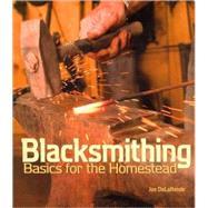 Blacksmithing by Delaronde, Joe, 9781586857066