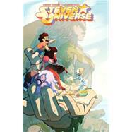 Steven Universe 1 by Sugar, Rebecca (CRT); Sorese, Jeremy; Engle, Coleman; Bosma, Sam (CON); Ciesemier, Kali (CON), 9781608867066