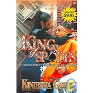 King of Spades by Gayle, Kiniesha, 9781933967066