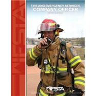 Fire and Emergency Services Company Officer by IFSTA, 9780134027067