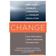 CHANGE  PA by WATZLAWICK,PAUL, 9780393707069